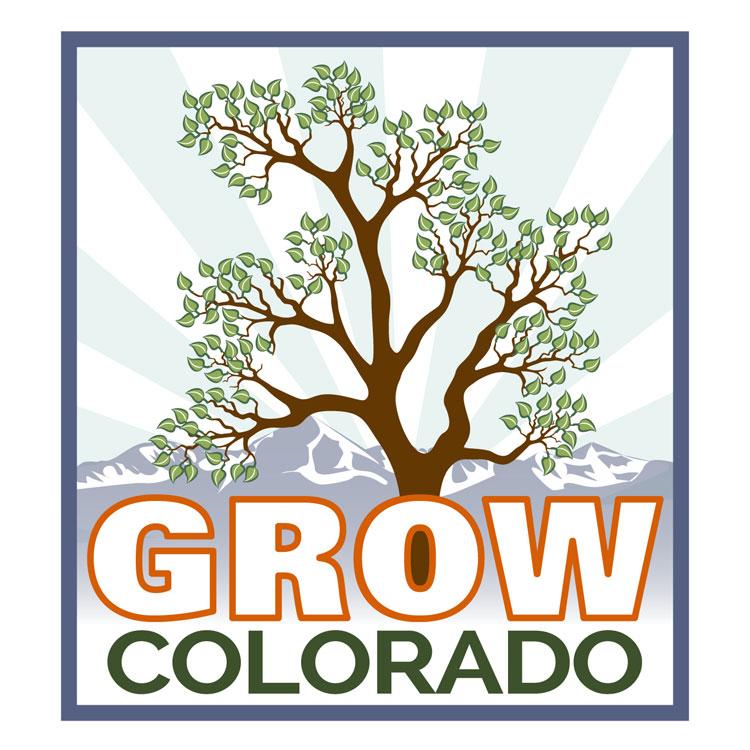 Grow Colorado Logo Design