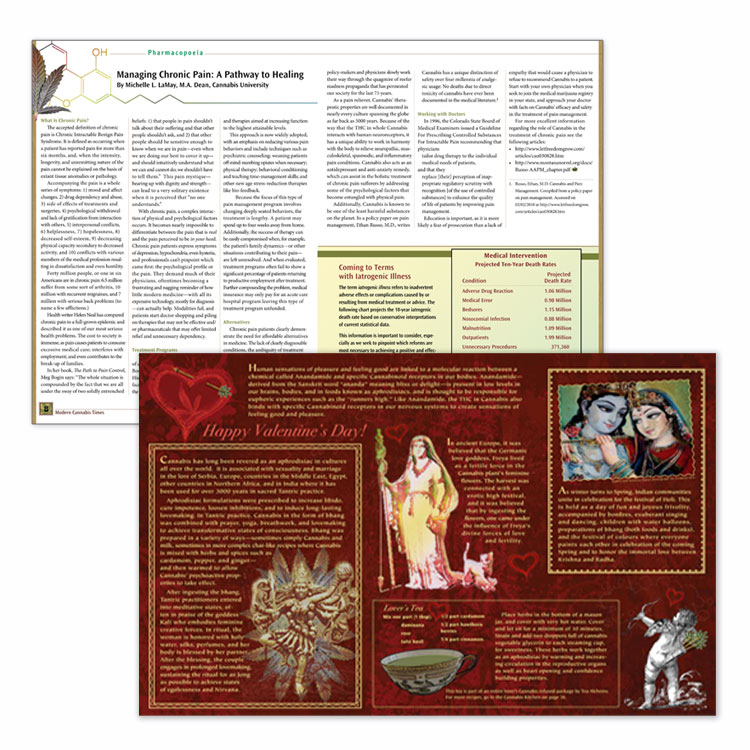 MCT Magazine Design and Layout